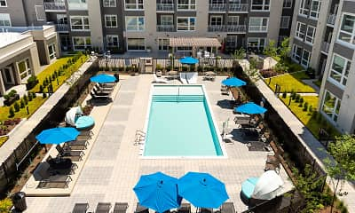 Pool, Union and West, 0