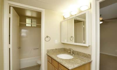 Bathroom, Lofts at Sugarland, 2