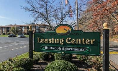 Community Signage, Hillbrook Apartments, 2