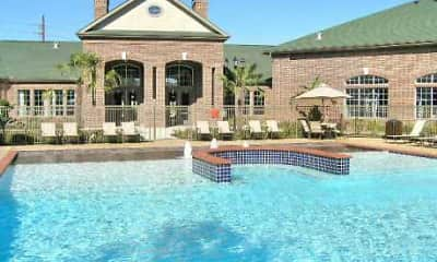 Pool, The Abbey at Barker Cypress, 0