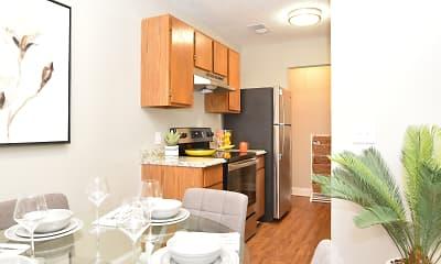 Dining Room, Sedgefield Square, 1