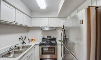 Kitchen, Woodberry, 1