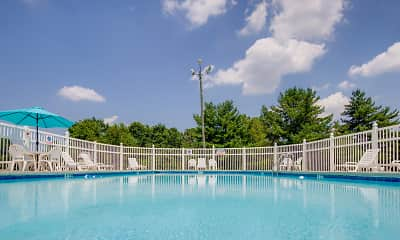 Pool, Quail Ridge Apartments, 0