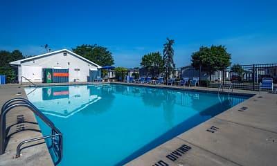 Pool, Westbrook Village, 0