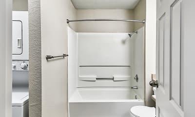 Bathroom, The Lodge At McCarran Ranch, 2