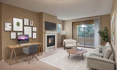 Living Room, Camden Denver West, 1