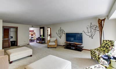 Living Room, Bristol Square, 1
