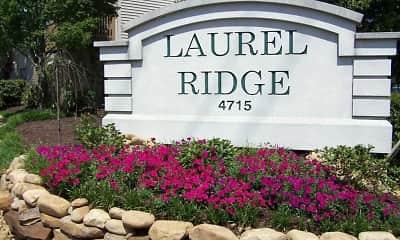 Building, Laurel Ridge, 2