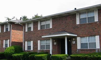 Building, Fairmont Apartments, 1
