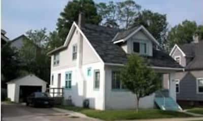 Building, Pfeffer Homes, 1