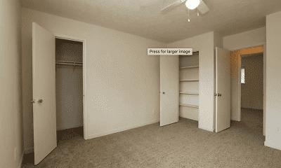 Bedroom, Greenbriar Mill, 1