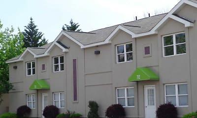 Building, South Beach Villas, 1
