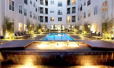 Courtyard, 201 Twenty One, 0