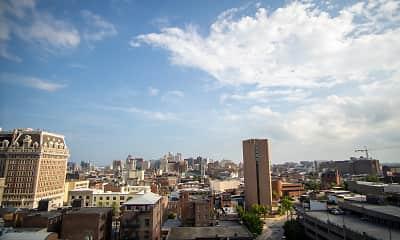 Building, HH Midtown - Per Bedroom Lease, 1