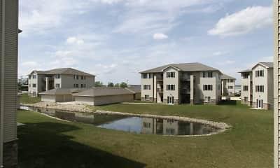 Building, Wheatland Club, 0