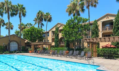 Pool, Estancia Apartment Homes, 0