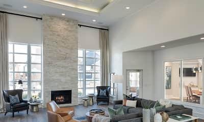 Living Room, Mcdermott Place, 1