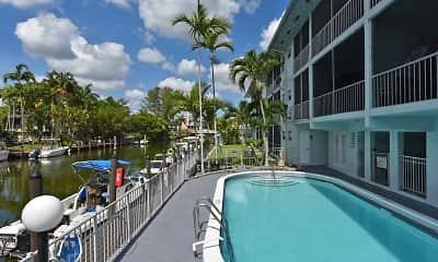 Pool, Marine Plaza, 0