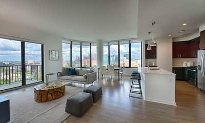 Living Room, Vantage Med Center, 1