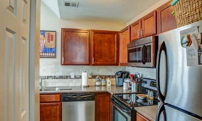 Kitchen, Orpheum Tower, 0