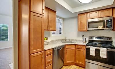 Kitchen, Desert Horizon, 1