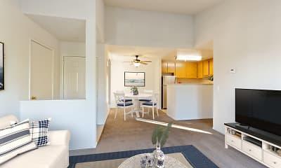 Living Room, Lakeshore, 0