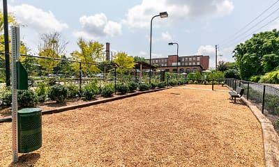 Playground, Lofts at Riverwalk, 2
