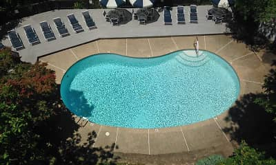 Pool, Sutton Place, 1