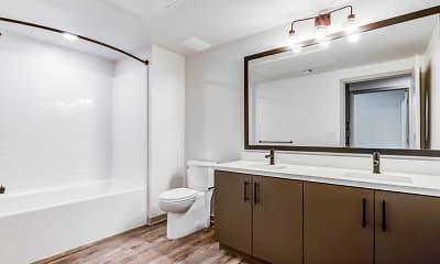 Bathroom, Jefferson Vista Canyon, 2