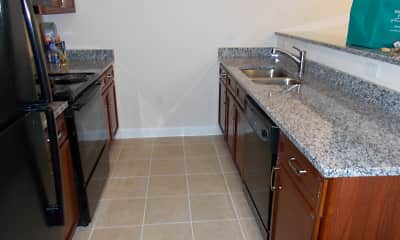 Kitchen, Brittany Place of Hendersonville, 2