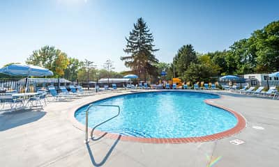 Pool, Southern Hills/Northridge Place, 0