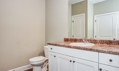 Bathroom, Bruin's Place, 2
