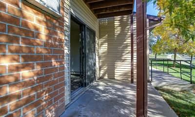 Patio / Deck, Calgary Apartments, 2
