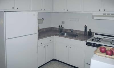 Kitchen, Petoni Apartments, 2