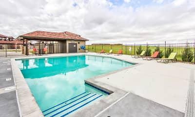 Pool, Granite 550, 1