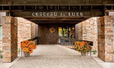 Community Signage, Les Chateaux, 2