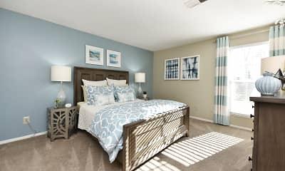Bedroom, Copper Pointe, 1