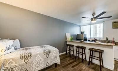 Bedroom, Meridian Pointe, 2
