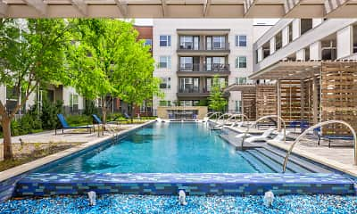 Pool, Union at River East, 0