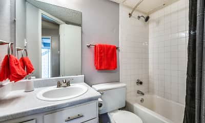 Bathroom, Tides on McCallum South, 2