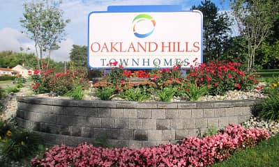 Landscaping, Oakland Hills Townhomes, 1