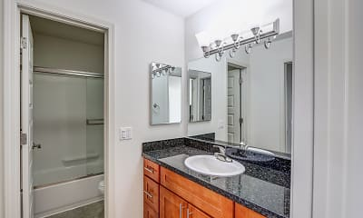 Bathroom, NorthPoint Apartments, 2
