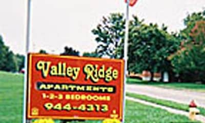 Community Signage, Valley Ridge Apartments, 2