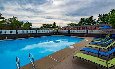 Pool, Wellington Place Townhomes, 0