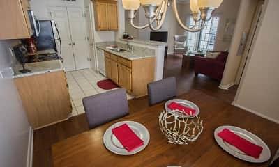 Dining Room, Renaissance Place, 1