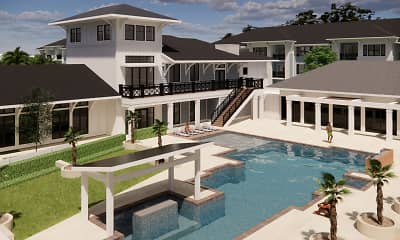 Pool, The Banks at Bridgewater, 0