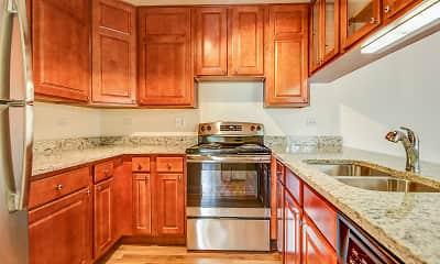 Kitchen, Emerald Courts, 0
