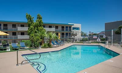 Pool, Avalon Apartments, 0