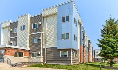 Building, McEnroe Place Apartments, 1