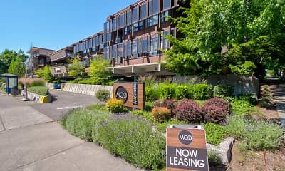 Community Signage, MOD Apartment Homes, 0